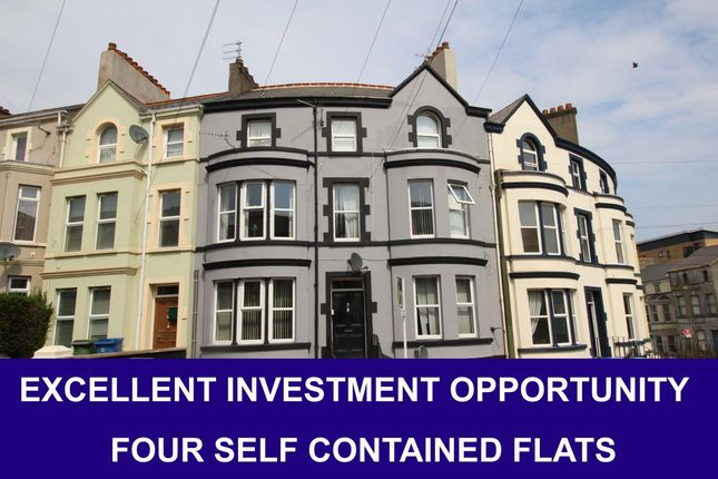 Thumbnail Terraced house for sale in Dufferin Avenue, Bangor