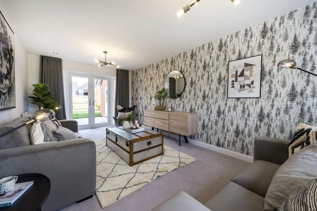 4 bedroom detached house for sale in Walton Avenue, High Ercall, Telford