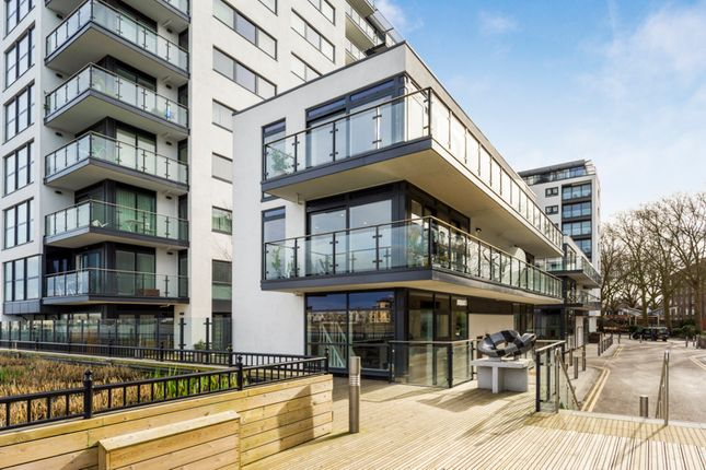 Thumbnail Semi-detached house for sale in Wharf Street, London