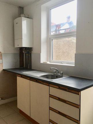 Kitchen of Disraeli Street, Blyth NE24