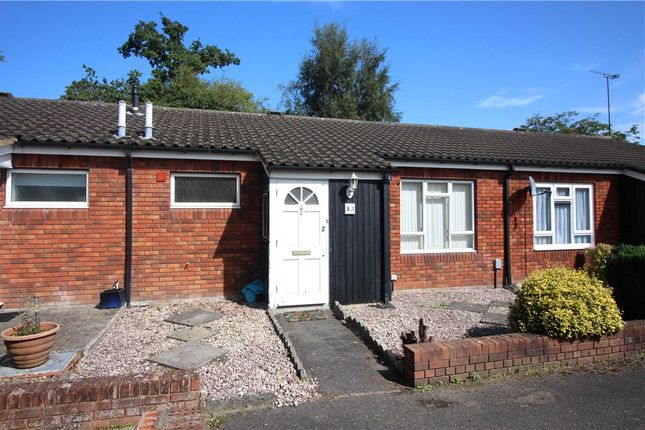 Terraced house for sale in Blaire Park, Yateley, Hampshire