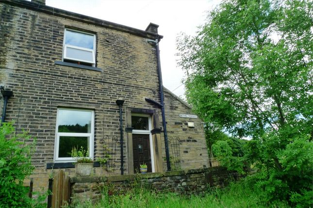 Thumbnail End terrace house to rent in Bethel Terrace, Brearley, Luddendenfoot, Halifax, West Yorkshire