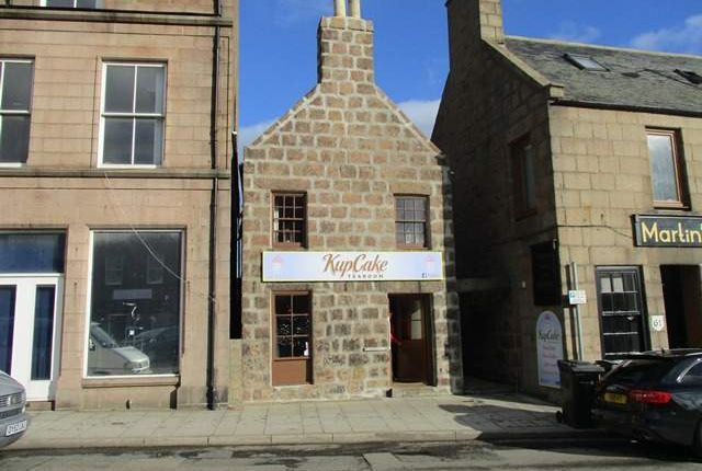 Thumbnail Retail premises to let in Broad Street, Peterhead