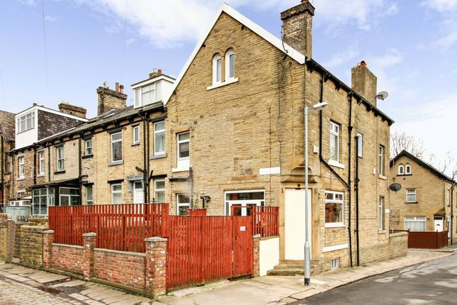 Thumbnail End terrace house for sale in Third Street, Low Moor, Bradford
