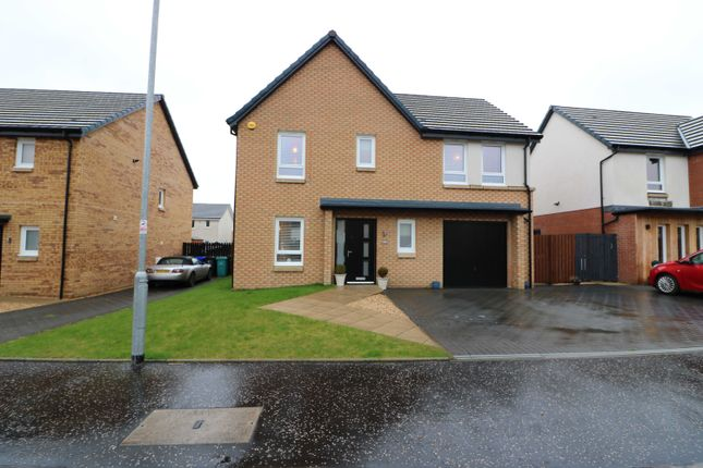 Thumbnail Detached house for sale in Waddell Crescent, Morningside Wishaw