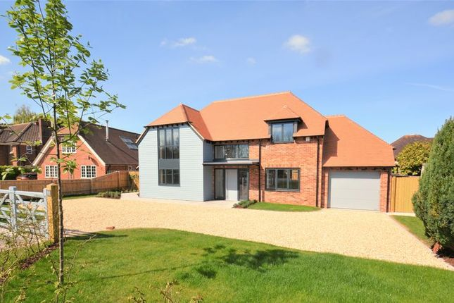 Thumbnail Detached house for sale in Bessels Way, Blewbury, Didcot