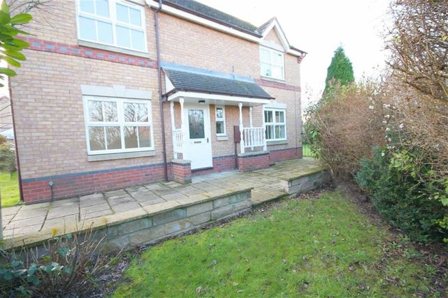 Thumbnail Detached house for sale in St Andrews Way, Retford, Nottinghamshire