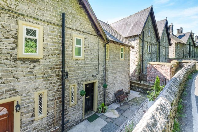 Thumbnail End terrace house for sale in Middle Row, Cressbrook, Buxton