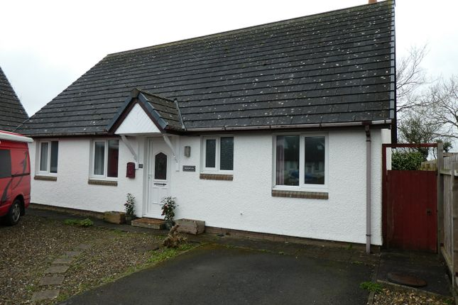 Thumbnail Detached bungalow for sale in 13 Haulfan, Ffosyffin, Aberaeron