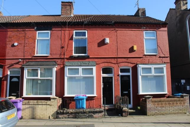2 bed terraced house for sale in June Road, Liverpool, Merseyside, England L6
