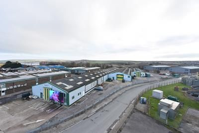 Thumbnail Commercial property for sale in Newhaven Industrial Park, Beach Road, Newhaven, East Sussex