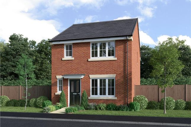 """3 bedroom detached house for sale in """"The Tiverton"""" at Buttercup Gardens, Blyth"""
