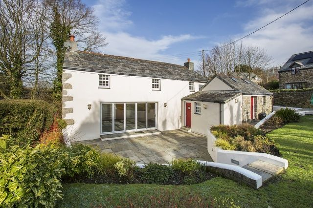 Thumbnail Detached house for sale in Treveighan, St. Teath, Bodmin