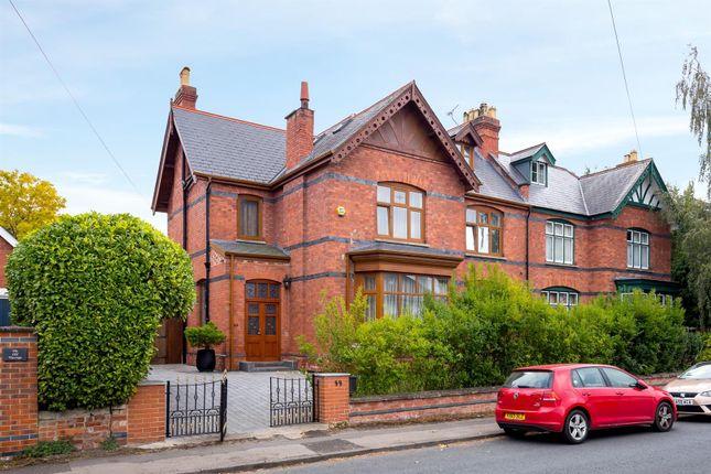 Thumbnail Semi-detached house for sale in St. Stephens Road, Cheltenham