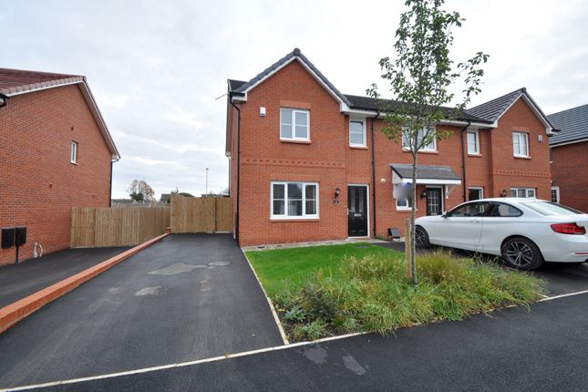 3 bed end terrace house for sale in Hosking Close, Wirral
