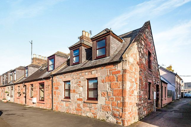 Thumbnail Terraced house for sale in Church Street, Edzell, Brechin