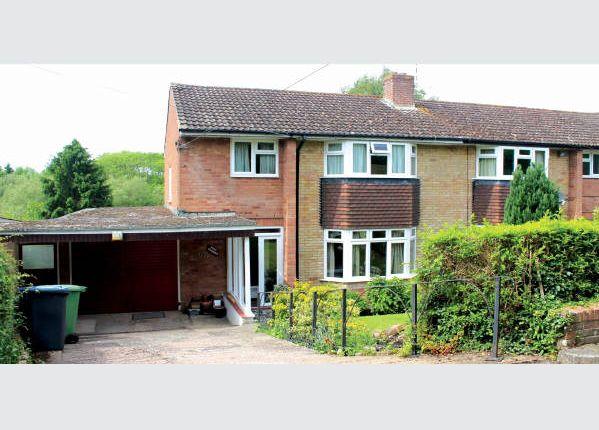 Thumbnail Semi-detached house for sale in 8 Church Lane, Nr Stratford-Upon-Avon, Warwickshire