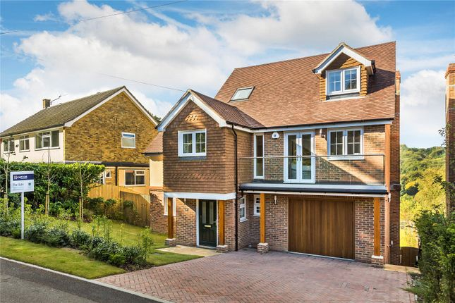 Thumbnail Detached house for sale in Harestone Hill, Caterham, Surrey