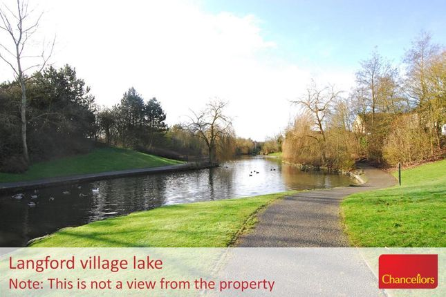 Nearby Lake of Langford Village, Bicester OX26