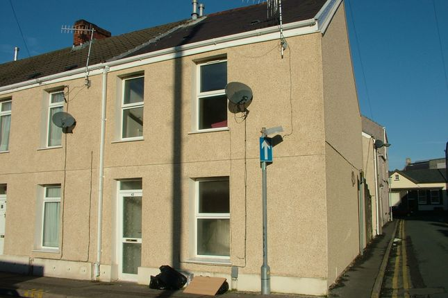 Thumbnail End terrace house to rent in Allister Street, Neath