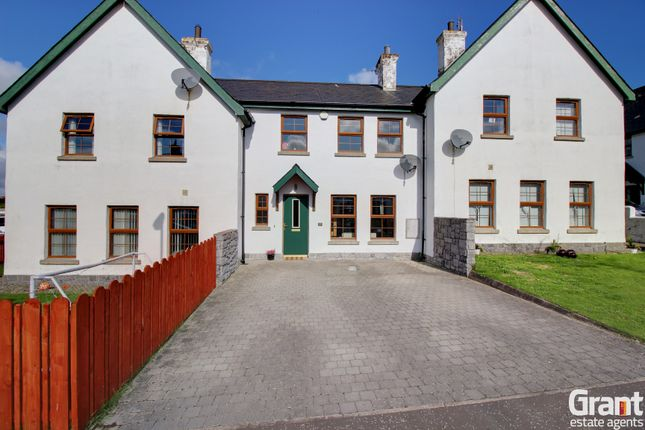 Thumbnail Town house for sale in Drumfad Avenue, Millisle