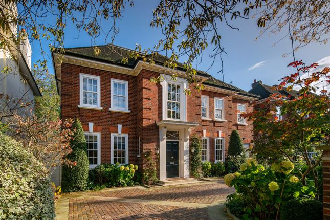 Detached house for sale in Acacia Road, St John's Wood, London