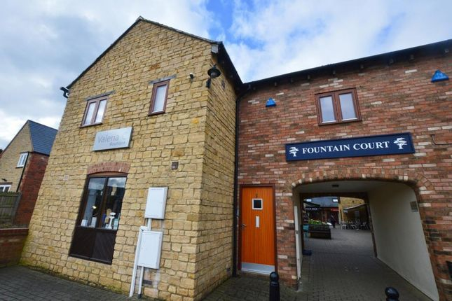 Thumbnail Flat to rent in Fountain Court, Olney