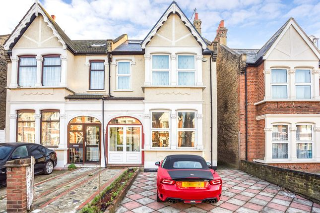 Thumbnail Semi-detached house for sale in Ashbridge Road, Leytonstone
