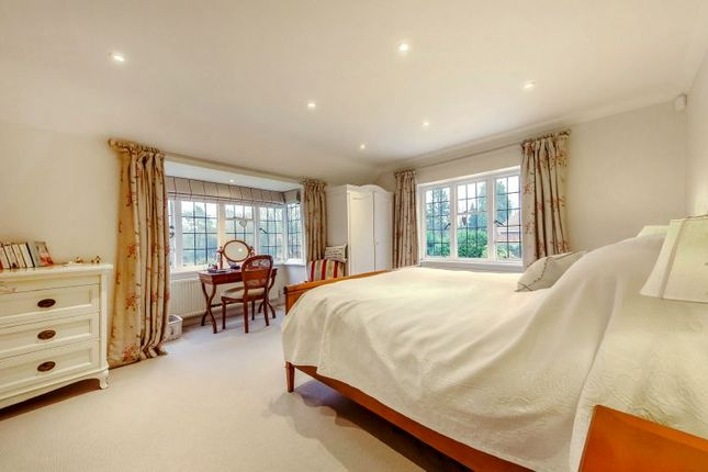 Master Bedroom of Shrubbs Hill, Chobham, Woking GU24