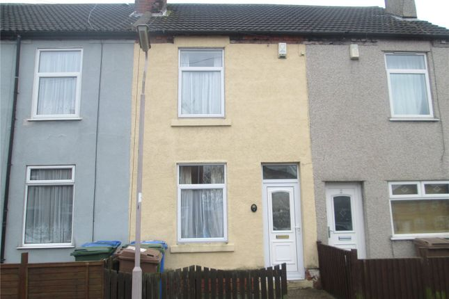 Thumbnail Terraced house to rent in Fairholme Drive, Mansfield, Nottinghamshire