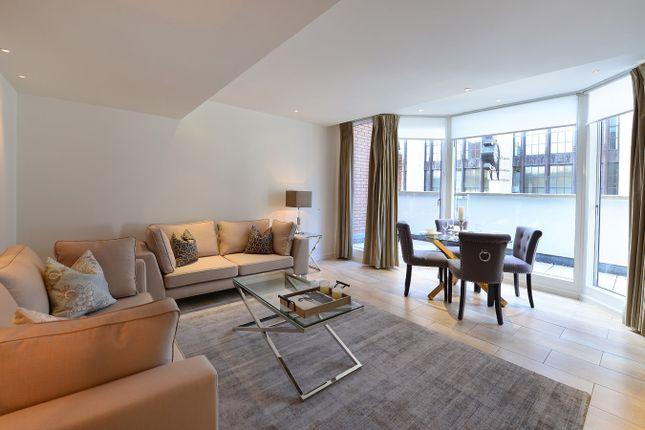Thumbnail Flat to rent in Young Street, Kensington, London