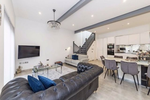 Detached house for sale in Eliza Mews, Tooting