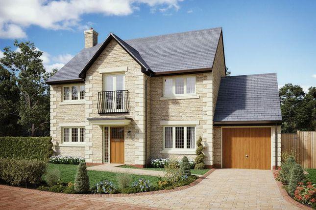Thumbnail Detached house for sale in Southmoor Gardens, Southmoor, Abingdon