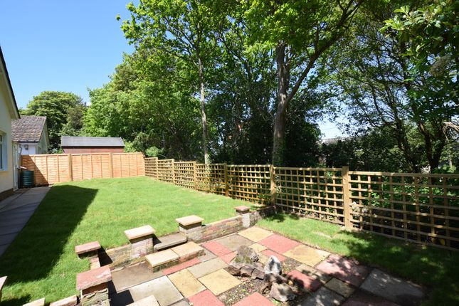 Rear Garden of Montfort Road, Pevensey Bay BN24