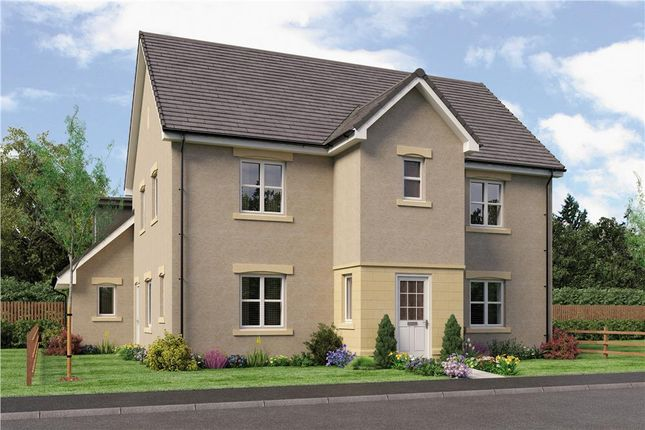 "Thumbnail Detached house for sale in ""Ayr Det"" at Kingsfield Drive, Newtongrange, Dalkeith"
