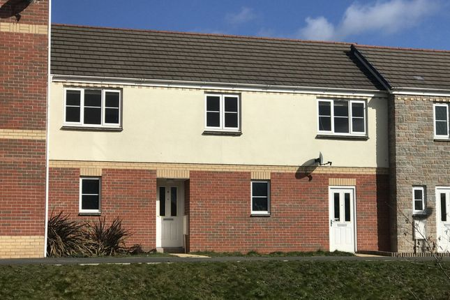 Thumbnail Property to rent in Raleigh Drive, Cullompton