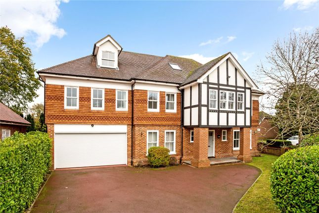 Thumbnail Detached house for sale in Queens Acre, Windsor, Berkshire