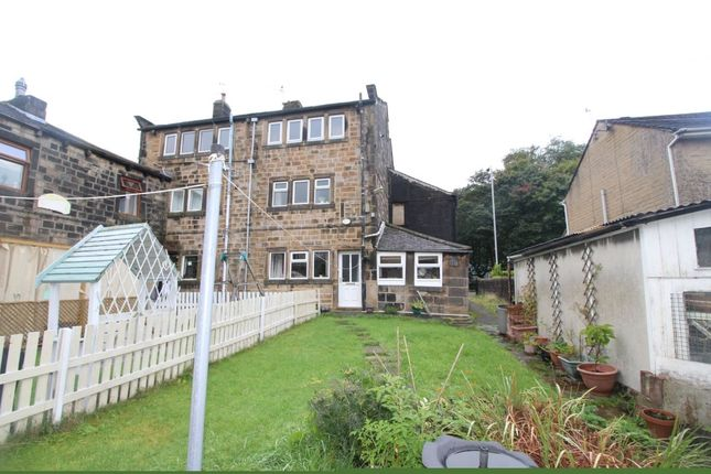 Thumbnail Terraced house for sale in Newton Grove, Todmorden
