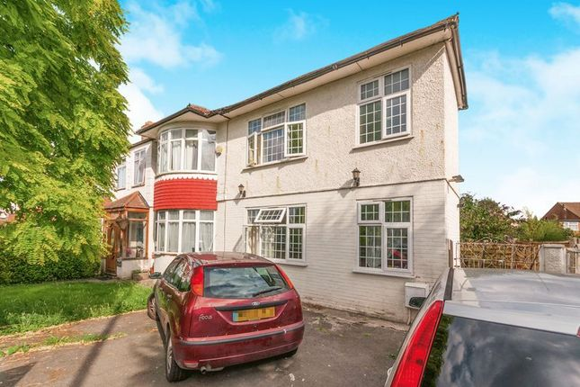 Thumbnail Semi-detached house for sale in Halstead Road, London