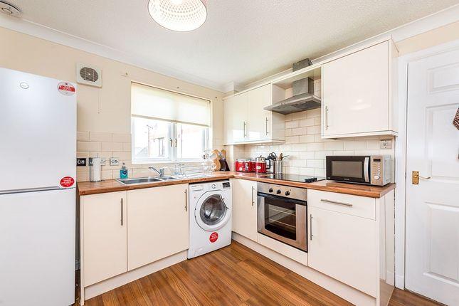 Kitchen of Dundee Court, Carron, Falkirk, Stirlingshire FK2