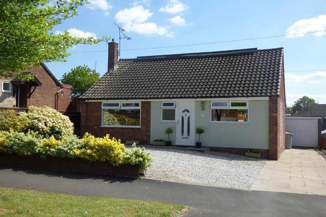 Thumbnail Detached bungalow for sale in Chestnut Avenue, Shavington, Crewe