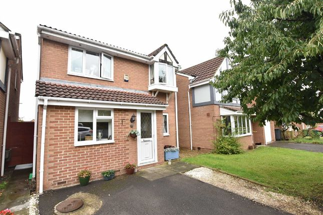 Thumbnail Detached house for sale in The Worthys, Bradley Stoke, Bristol