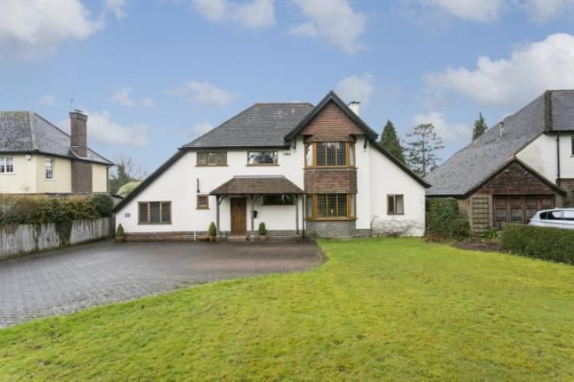 Thumbnail Detached house for sale in London Road, Southborough, Tunbridge Wells, Kent