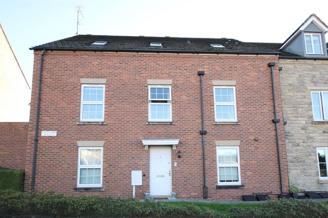 Thumbnail Flat for sale in Macmillan Mews, Brampton, Chesterfield
