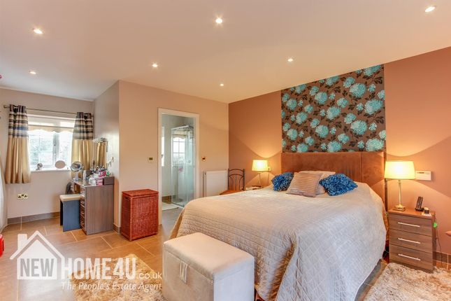 Master Bedroom: of Gwernaffield Road, Mold CH7