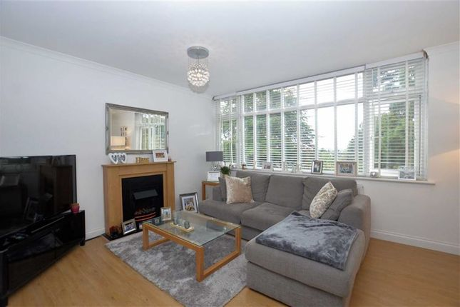 Thumbnail Flat for sale in Fir Trees, Tidys Lane, Epping