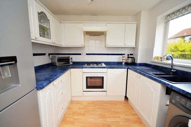 Kitchen of Burges Place, Grangetown, Cardiff CF11