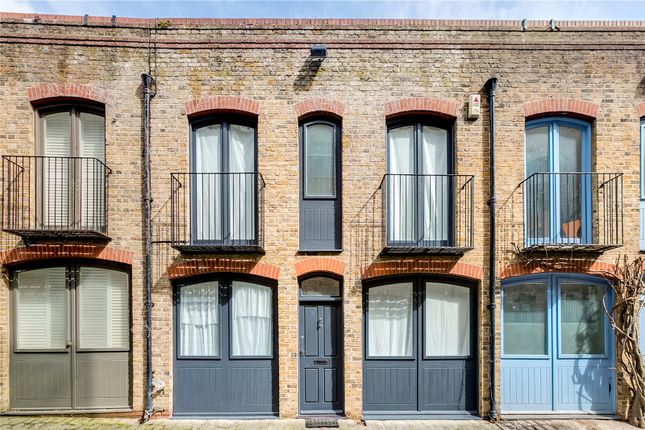 Thumbnail Mews house for sale in Powis Mews, London