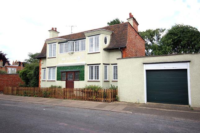 Thumbnail Detached house for sale in Sandringham Road, Northampton, Northamptonshire.