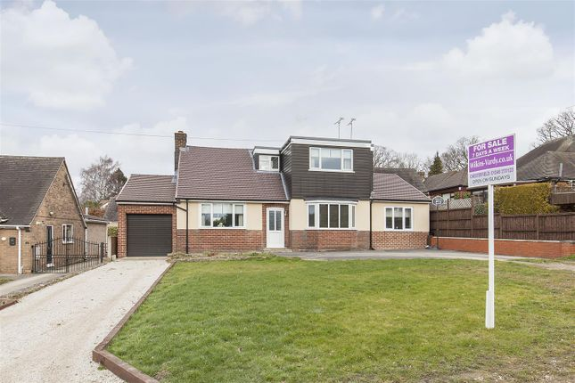 Thumbnail Detached house for sale in Central Drive, Wingerworth, Chesterfield
